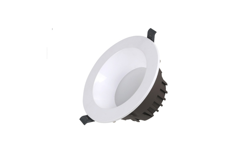Hight quality indoor smd 12w 24w 30w 40w recessed mounted round led downlight